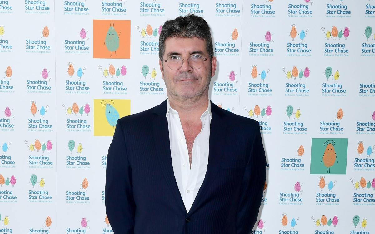Simon Cowell Announced Details Of London Fire Charity Single
