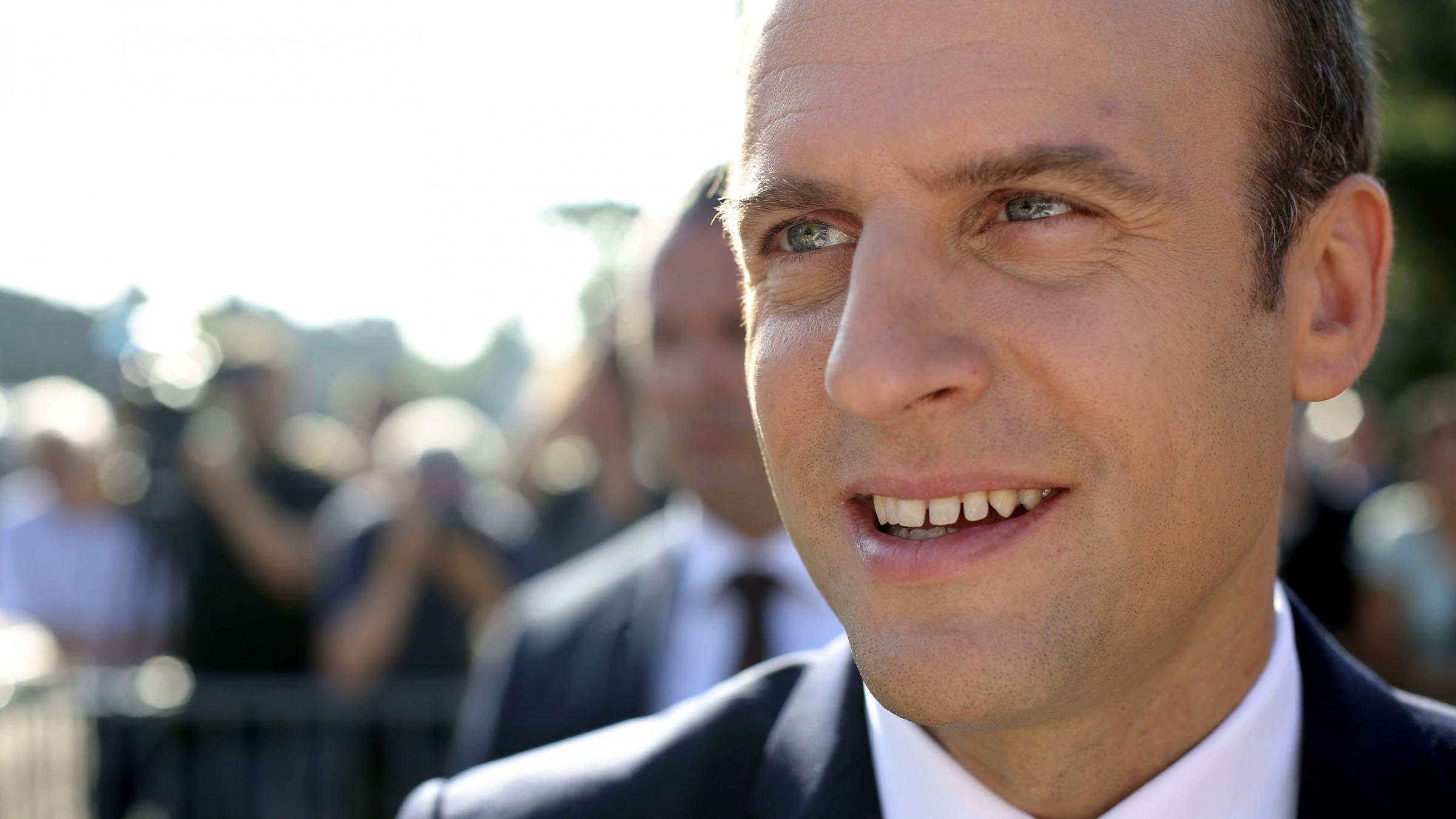 Emmanuel Macron's En Marche wins majority in parliamentary elections