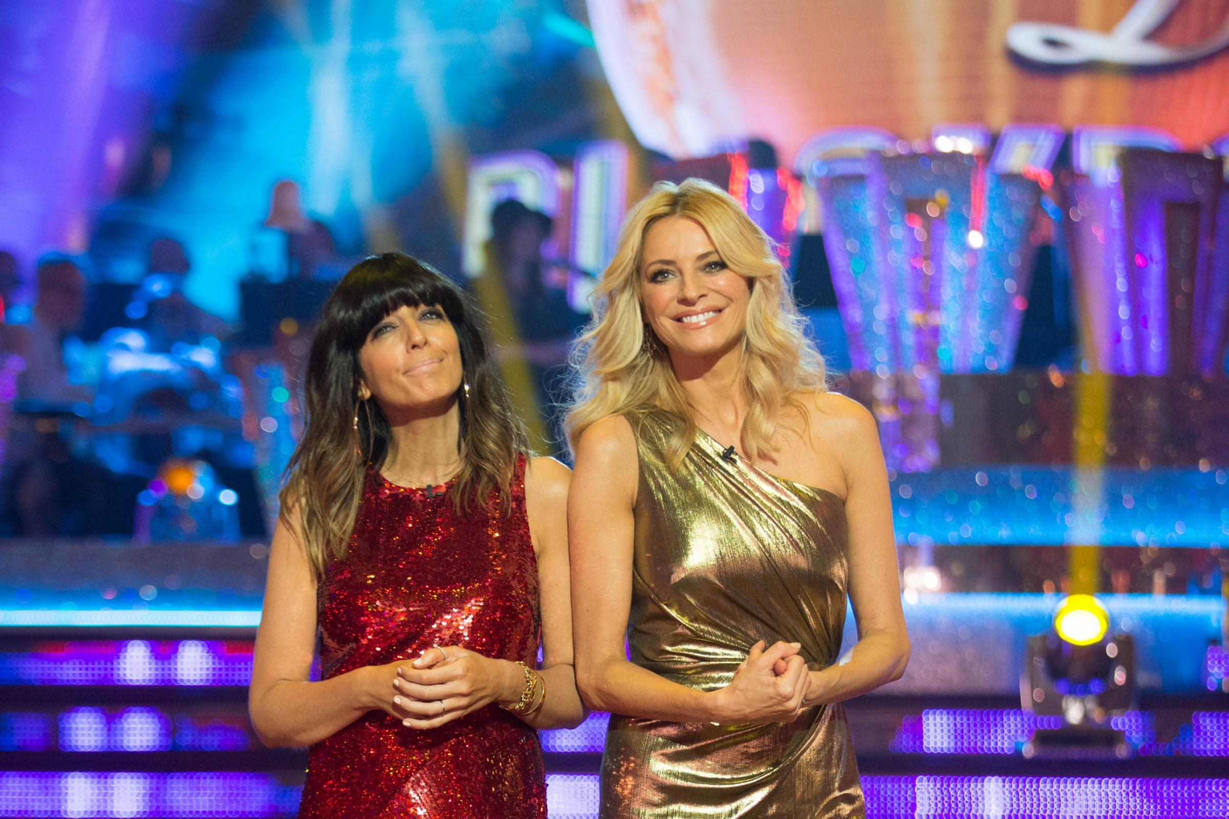 Ashley Roberts achieves a ideal score on Strictly Come Dancing